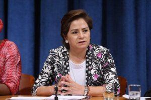 Mexican diplomat Patricia Espinosa selected as executive secretary of UNFCCC