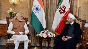 Modi Visit to Iran