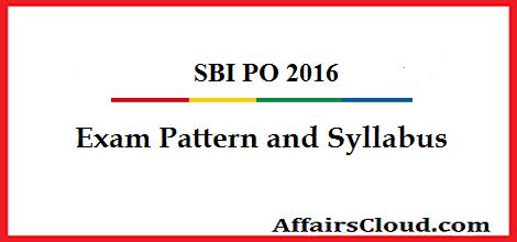 SBI-PO-Exam-pattern-and-Syllabus