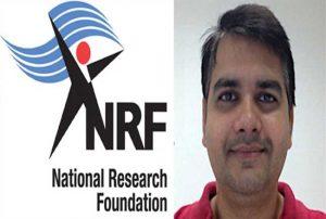Gorakhpur scientist bags SGD 3mn grant from Singapore's NRF