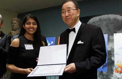 UN'poster-award