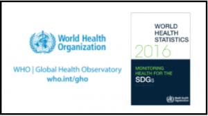 World Health Statistics report 2016