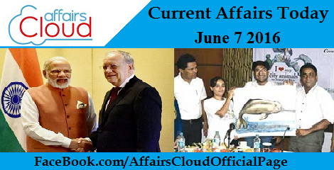 Current Affairs Today-june-7