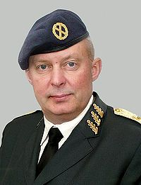 Major General Per Gustaf Lodin