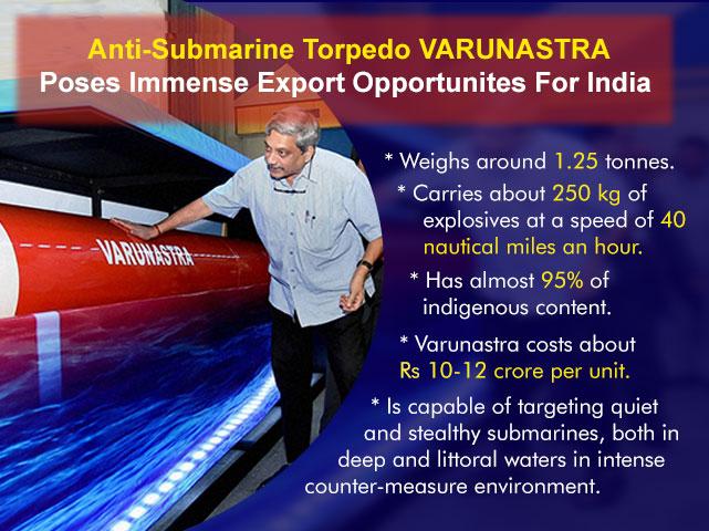 Anti-submarine-torpedo-Varunastra