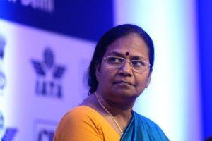 First woman chief of aviation regulator DGCA, M Sathiyavathy
