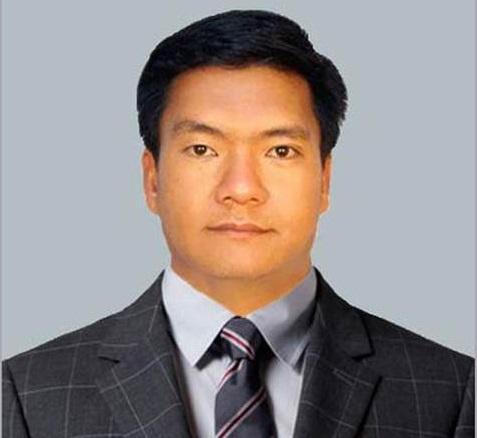 Pema Khandu sworn in as Chief Minister of Arunachal Pradesh