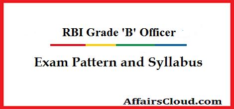RBI-Exam-pattern-and-Syllabus