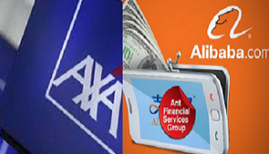 Alibaba AXX and Ant