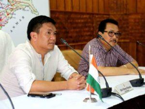 Arunachal Pradesh CM inducts 10 Cabinet ministers