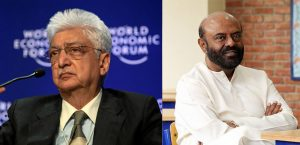 Azim Premji and Shiv Nadar bags their spots in the prestigious Forbes list of 100 richest people in the technology field