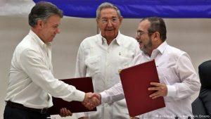 Columbia FARC Deal