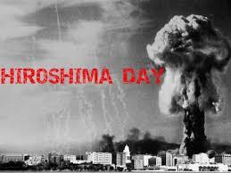 Hiroshima Day!