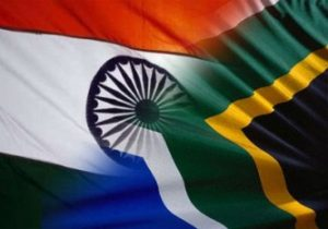 India & South Africa