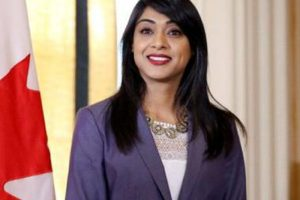 Indo-Candian Sikh MP Bardish Chagger Becomes Canada's 1st Woman House Leader