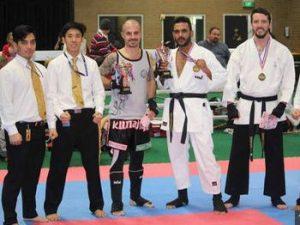 India's Vivek Teja becomes World Karate Champion