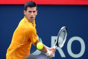 Novak Djokovic bags the renowned Rogers Cup title held in Toronto, Canada