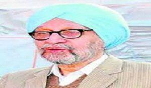 Prominent Punjabi writer and Jnanpith awardee Gurdial Singh passed away