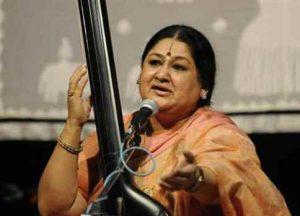 ShubhaMudgal to be awarded Rajiv Gandhi National Sadbhavana Award