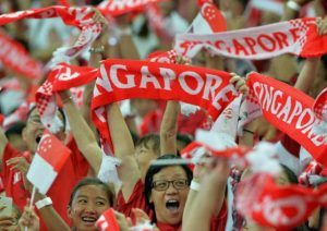 Singapore is second happiest country