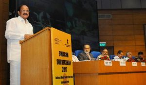 Swachh Survekshan-2017 for 500 cities