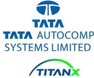 Motor Giant Tata AutoComp to acquire TitanX