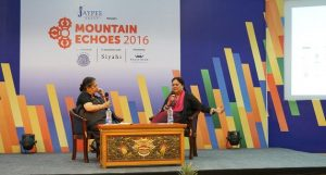 Mountain Echoes Literary Festival