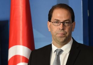 Yousef Chahed to be named as the New PM of Tunisia following a political unrest