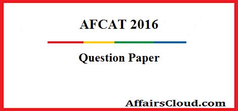 afcat-2016