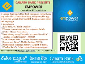 UPI App - Empower