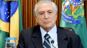 Michel Temer – Brazil's New President