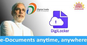 Union Government launched the integration of DigiLocker with Driving Licenses (DL) & Vehicle Registration Certificates (RC)