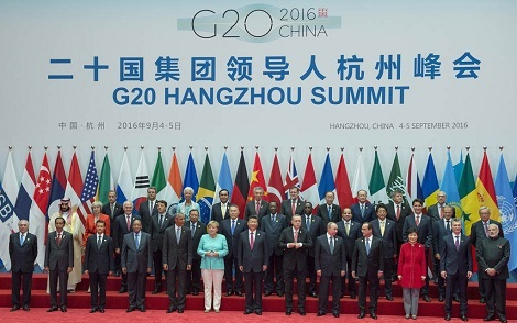 Secretary-General at the Opening Ceremony  of the G-20.