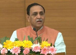 Gujarat CM launched 2 mbps Internet facility to 6000 villages