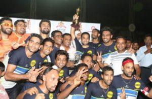Indian Railways Men Hockey Team won MCC Murugappa Gold Cup Hockey Tournament