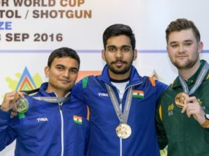 ISSF World Cup 2016