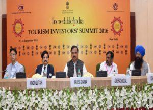 Incredible India Summit