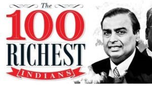 India's 100 Richest People : Forbes