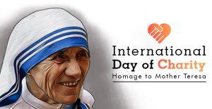 International Day of Charoty - Sep 5