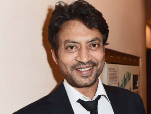 Irrfan Khan honored with the Entertainer of the Year award by CNBC