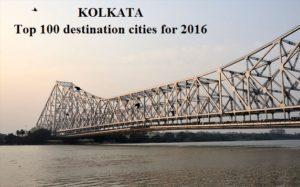 Top 100 Destination Cities 2016