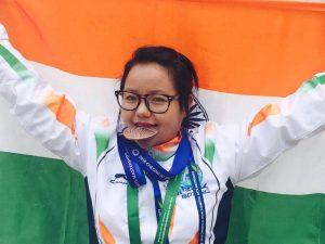 Kickboxer Sushmita Rai