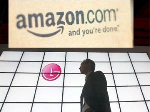LG Electronic ties up with Amazon on smart-home services