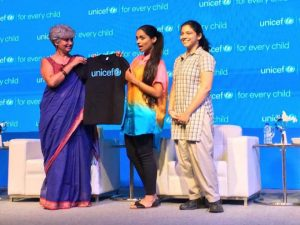 Lilly Singh Appointed UNICEF's Global Goodwill Ambassador