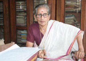Malayalam Critic M Leelavathi Bags Mohanan Suvarna Mudra Award