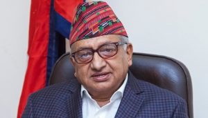 Deep Kumar Upadhyay re-appointed as Nepal's envoy to India