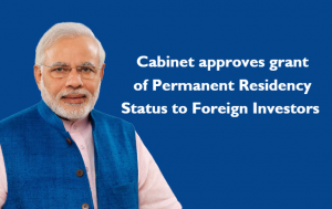 Permanent Residency Status to Foreigners