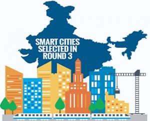 Third List of Smart city