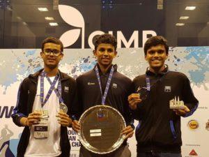 U 19 Squash Championship