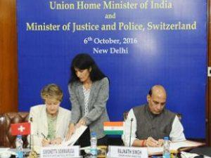 India & Switzerland